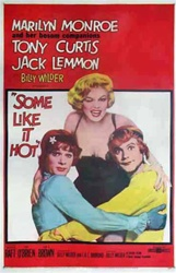 Some Like It Hot US One Sheet
