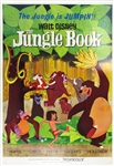 Jungle Book Original US One Sheet