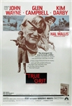 True Grit  Original US One Sheet