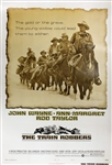 The Train Robbers Original US One Sheet