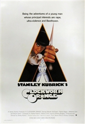A Clockwork Orange Original US One Sheet