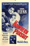 Northern Pursuit Original US One Sheet