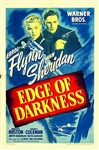 Edge Of Darkness Original US One Sheet