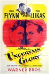 Uncertain Glory Original US One Sheet