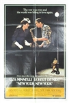 New York New York Original US One Sheet