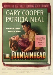 Fountainhead Original US One Sheet