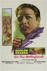 On The Waterfront Original US One Sheet