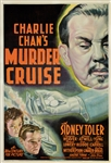 Charlie Chan Murder Cruise Original US One Sheet