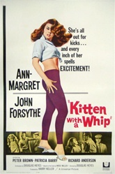 Kitten With a Whip Original US One Sheet