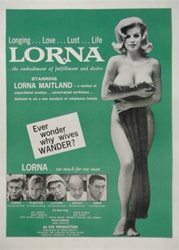 Lorna Original US One Sheet