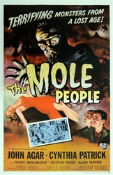 The Mole People Original US One Sheet