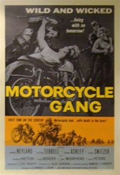 Motorcycle Gang US One Sheet