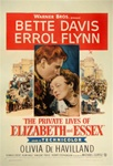 The Private Lives of Elizabeth and Essex US One Sheet