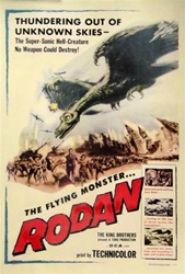Rodan US One Sheet