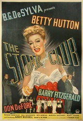 The Stork Club US One Sheet