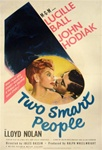 Two Smart People US One Sheet