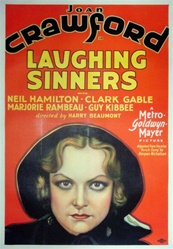 Laughing Sinners US One Sheet