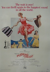 The Sound of Music US One Sheet