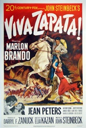 Viva Zapata US One Sheet