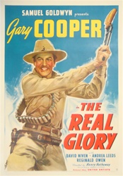 The Real Glory US One Sheet