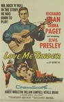 Love Me Tender US One Sheet