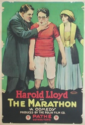 The Marathon US One Sheet