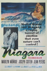 Niagara US Original One Sheet
