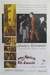The Spirit of St. Louis US Original One Sheet