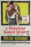 A Streetcar Named Desire Original One Sheet