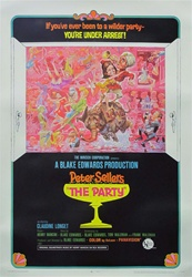The Party Original US One Sheet