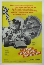 The Racing Scene Original US One Sheet
