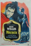 Macbeth Original US One Sheet