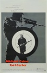 Get Carter Original US One Sheet