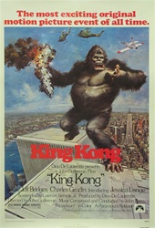 King Kong Original US One Sheet