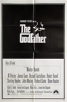 The Godfather Original US One Sheet