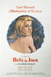 Belle de Jour Original US One Sheet