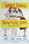 Rock A Bye Baby Original US One Sheet