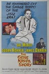 The Gene Krupa Story Original US One Sheet