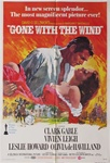 Gone With The Wind Original US One Sheet