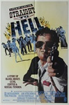 Straight To Hell Original US One Sheet