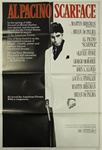 Scarface Original US One Sheet 