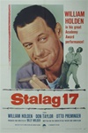 Stalag 17 Original US One Sheet