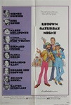 Uptown Saturday Night Original US One Sheet