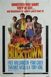 Bucktown Original US One Sheet