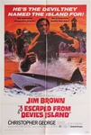 I Escaped From Devil's Island Original US One Sheet