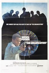 The Organization Original US One Sheet
