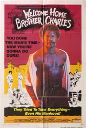 Welcome Home Brother Charles Original US One Sheet