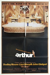 Arthur Original US One Sheet