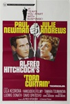 Torn Curtain Original US One Sheet
