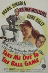 Take Me Out To The Ball Game Original US One Sheet